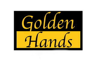 mark for GOLDEN HANDS, trademark #85976774