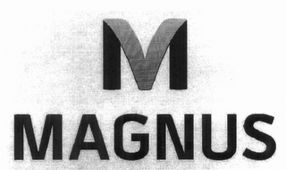 mark for M MAGNUS, trademark #85977633