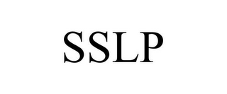 mark for SSLP, trademark #85977748