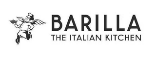 mark for BARILLA THE ITALIAN KITCHEN, trademark #85977873