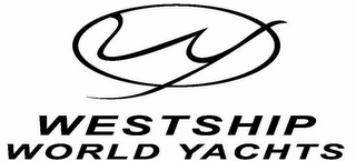 mark for W WESTSHIP WORLD YACHTS, trademark #85978236