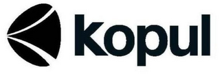 mark for KOPUL, trademark #85978452