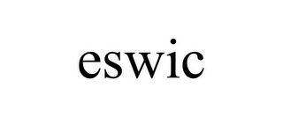 mark for ESWIC, trademark #85978561