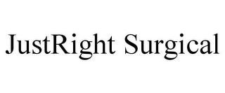 mark for JUSTRIGHT SURGICAL, trademark #85978755