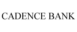 mark for CADENCE BANK, trademark #85978769