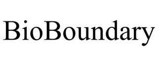 mark for BIOBOUNDARY, trademark #85978800