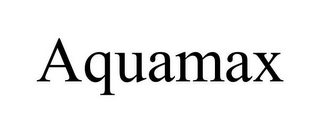 mark for AQUAMAX, trademark #85978856