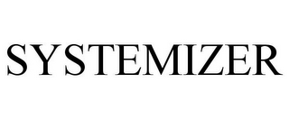 mark for SYSTEMIZER, trademark #85978896