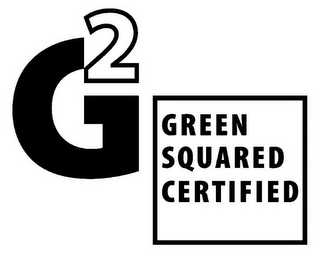 mark for G2 GREEN SQUARED CERTIFIED, trademark #85978926