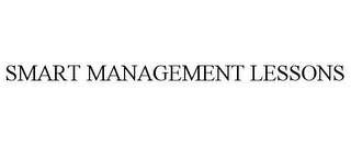 mark for SMART MANAGEMENT LESSONS, trademark #85978958