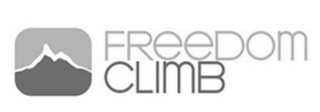 mark for FREEDOM CLIMB, trademark #85979002