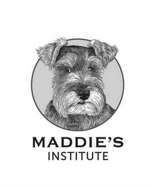mark for MADDIE'S INSTITUTE, trademark #85979027