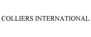 mark for COLLIERS INTERNATIONAL, trademark #85979182