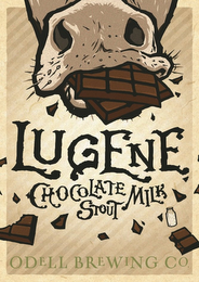 mark for LUGENE CHOCOLATE MILK STOUT ODELL BREWING CO., trademark #85979267