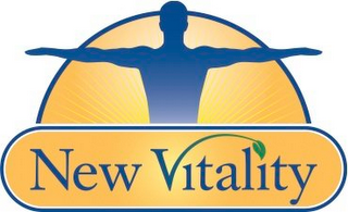 mark for NEW VITALITY, trademark #85979295