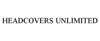 mark for HEADCOVERS UNLIMITED, trademark #85979366