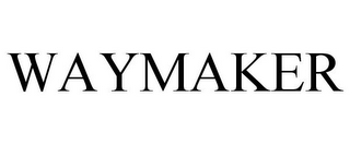 mark for WAYMAKER, trademark #85979581