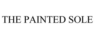 mark for THE PAINTED SOLE, trademark #85979911
