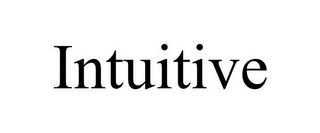 mark for INTUITIVE, trademark #85979917