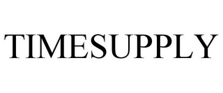 mark for TIMESUPPLY, trademark #85980127