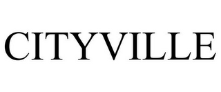 mark for CITYVILLE, trademark #85980390