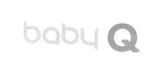 mark for BABYQ, trademark #85980645