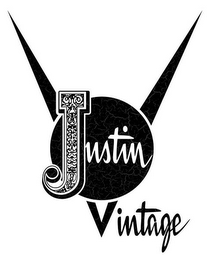 mark for JUSTIN VINTAGE, trademark #85980743
