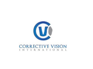 mark for CVI CORRECTIVE VISION INTERNATIONAL, trademark #86000262
