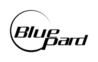 mark for BLUE PARD, trademark #86000428