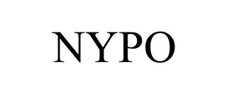 mark for NYPO, trademark #86001171