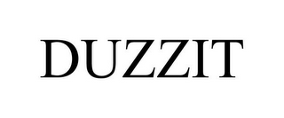 mark for DUZZIT, trademark #86001425