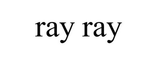 mark for RAY RAY, trademark #86002933