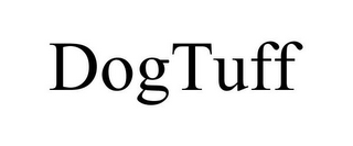 mark for DOGTUFF, trademark #86002950