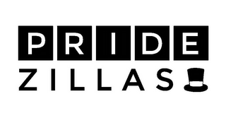 mark for PRIDEZILLAS, trademark #86002995