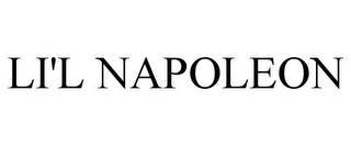 mark for LI'L NAPOLEON, trademark #86004040