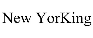 mark for NEW YORKING, trademark #86004249