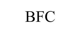 mark for BFC, trademark #86004576