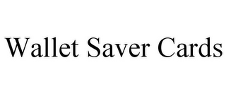 mark for WALLET SAVER CARDS, trademark #86005256