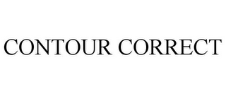 mark for CONTOUR CORRECT, trademark #86005389