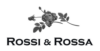 mark for ROSSI & ROSSA, trademark #86005975