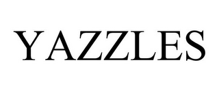 mark for YAZZLES, trademark #86006591