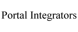 mark for PORTAL INTEGRATORS, trademark #86006697