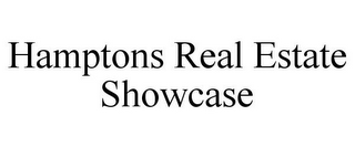 mark for HAMPTONS REAL ESTATE SHOWCASE, trademark #86006759
