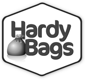 mark for HARDY BAGS, trademark #86007114