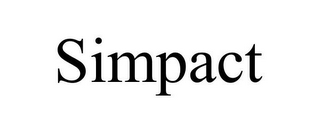 mark for SIMPACT, trademark #86008076