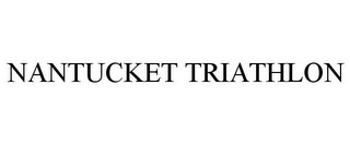 mark for NANTUCKET TRIATHLON, trademark #86009228