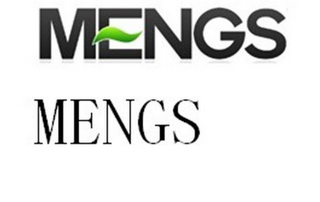 mark for MENGS MENGS, trademark #86009831