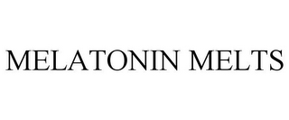 mark for MELATONIN MELTS, trademark #86010552