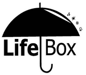 mark for LIFE BOX, trademark #86014379