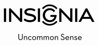 mark for INSIGNIA UNCOMMON SENSE, trademark #86015134